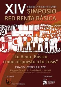 La Renta Básica como respuesta a la crisis, en el XIV Simposio de la Renta Básica