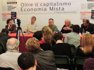 Presentado en Milán el libro de Guillermo Sullings