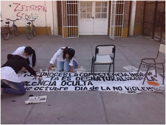 Villa Regina, Argentina: Youth Spearheading Nonviolent Change
