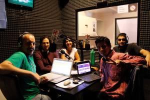 Despedida del año de Continentes y contenidos por Radio Hache