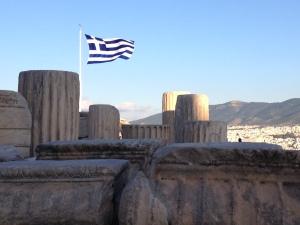 Ein Tag in Athen