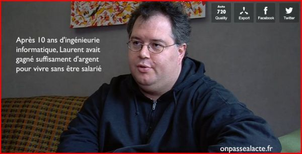 « J'ai démissionné de mon travail dans la finance pour me consacrer à l'amélioration de la transparence en France. »