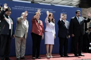 Mercosur Presidents support Argentina in conflict with the vulture funds