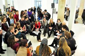 Imágenes del foro de la ICAN para la sociedad civil en Viena