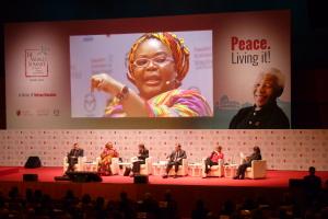 Roma: aperto il XIV Summit dei Premi Nobel per la Pace