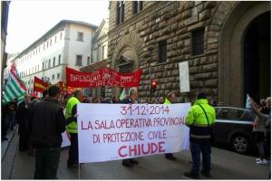 Lettera aperta dei lavoratori della Provincia di Firenze