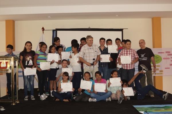 6 Foro Universitario por la Paz y la Noviolencia en Chalatenango – El Salvador
