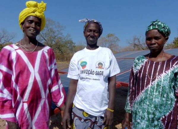 Cómo mejora la vida de 600 mujeres de Guinea Bissau tras convertirse en propietarias de la tierra