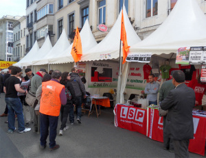 Belgian Humanist Party – we are not the ones to go fishing!