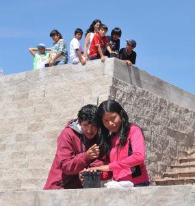 Se realizó curso de fotografía en el Centro Cultural de la Tupac Amaru
