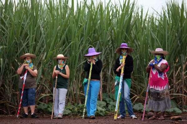 """La Via Campesina: """"Riprendiamoci la nostra sovranità alimentare"""""""