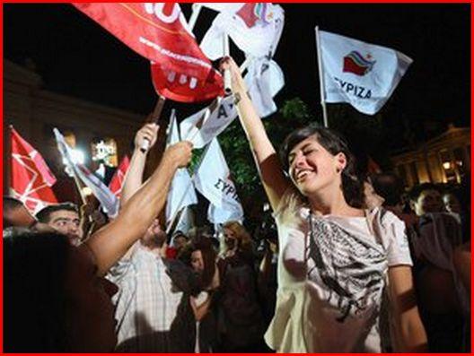 Avec le peuple grec, vers le renversement en Europe