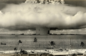 The Marshall Islands versus the world's Nuclear Weapons States