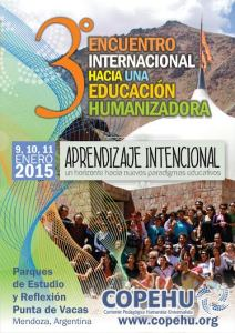 """Gathering of educators convenes to discuss """"Intentional Learning"""" in Mendoza"""