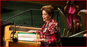 Dilma Rousseff, la présidente du Brésil, pays membre des BRICS, est la prochaine cible de Washington