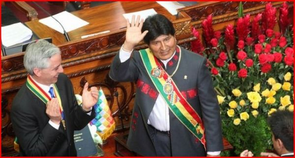 Evo Morales : Nous avons quitté un État mendiant pour avoir un État digne