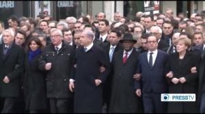 Reporter ohne Grenzen verurteilt Präsenz von Feinden der Pressefreiheit am Pariser Marsch