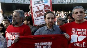 Podemos pide al gobierno no dejar morir a enfermos de hepatitis C