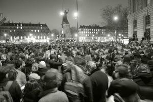 Aujourd'hui plus que jamais, la non-violence doit triompher
