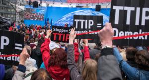 """Gute Nachrichten: die Kampagne """"Stopp TTIP"""" schreitet voran"""