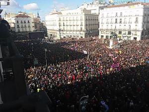 """Pablo Iglesias: """"Soñamos pero nos tomamos muy en serio nuestros sueños"""""""