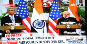 Obama regresa a la India para reavivar la lucha contra China