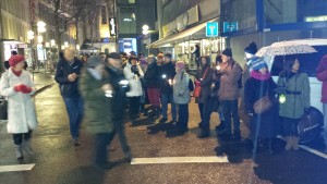 Münchner Friedenskette setzt kraftvolles Signal für Achtung und Toleranz