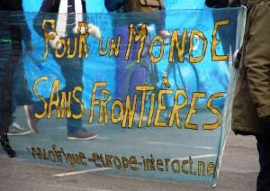 Gedenken an die Opfer von Ceuta vor einem Jahr