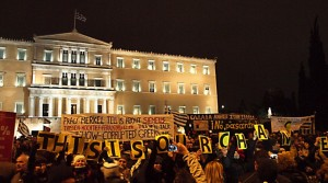 Grecia: salvare le banche o la gente?