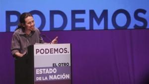 """Pablo Iglesias se reivindica como líder de """"la oposición real"""""""