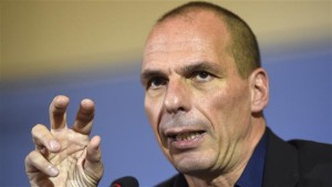 Finance minister: Euro will collapse if Greece forced out