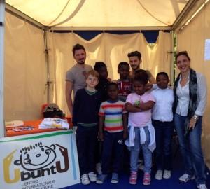 Ubuntu, uno spazio multi-etnico per i bambini di Palermo