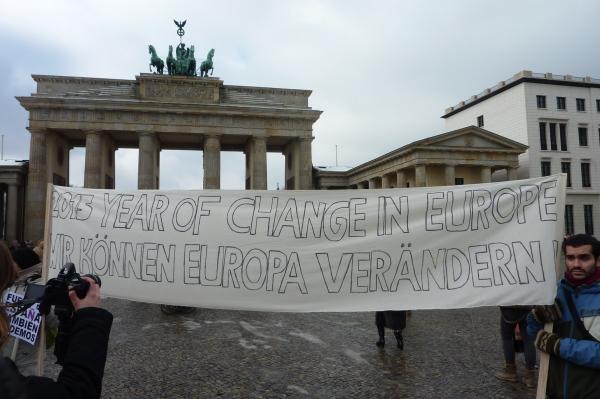 Anche noi potremmo cambiare l'Europa…