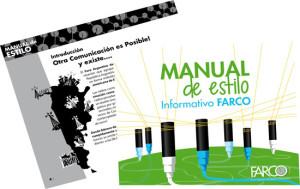 En marzo, el Informativo FARCO cumple diez años y presenta su Manual de Estilo