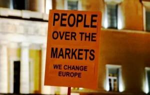 La gente è più importante dei mercati