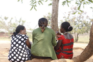 Telephone shutdown in R.D. Congo puts women in danger