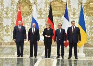 O Acordo de Minsk entre Rússia e Ucrânia