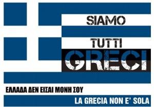 Siamo tutti greci!