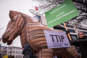 Demokratie zum Blühen bringen – TTIP stoppen!