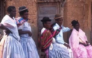 Viernes inició Encuentro Andino de los Pueblos Afrodescendientes en Coroico