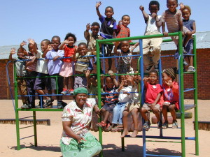 South Africa: plight of creches in rural areas