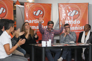 Humanist Party Buenos Aires launches election campaign