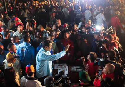 La CIA en Venezuela: sosteniendo dictaduras
