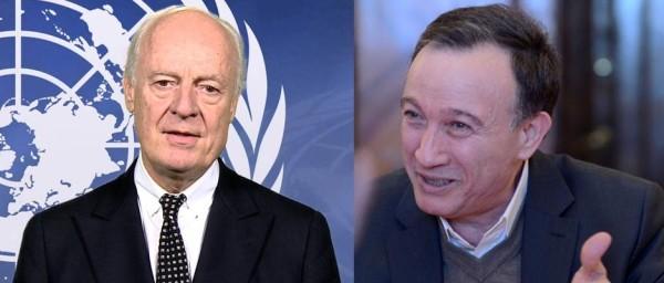 Siria-Opposizione: incontro a Ginevra