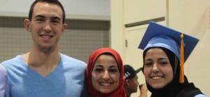 Fundamentalist exekutiert drei junge Studenten in Chapel Hill, USA