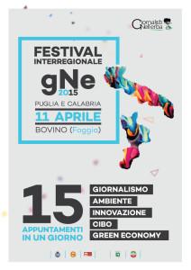 11 aprile Festival Interregionale dei gNe