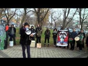 Widerstand gegen weiße Rassisten in den USA