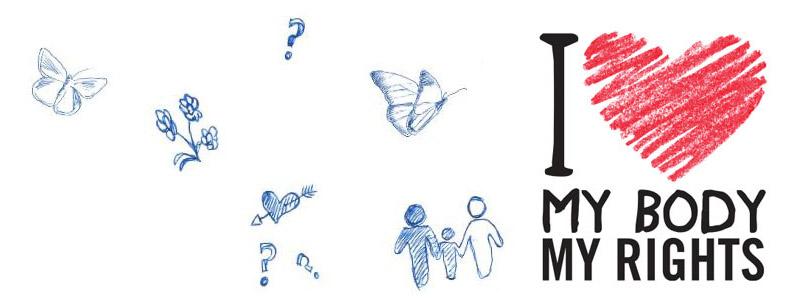 "8 Marzo: campagna ""My body, my rights"""