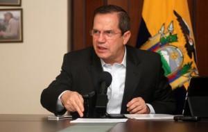 Cancilleres de Brasil, Colombia y Ecuador viajarán el viernes a Venezuela para apoyar diálogo gobierno-oposición