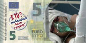 Banca Etica contro il finanziamento delle bombe a grappolo